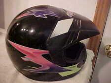 Vintage 1993 Nolan Ski-Doo Racing Troy Lee Designs Snowmobile Helmet, Size S Med