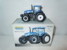 New Holland T7070 With MFWD 2010 Farm Show Edition By Ertl 1/64th Scale
