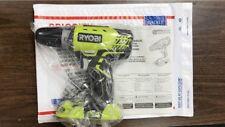 NEW Ryobi P208 / P208B 18V 18-Volt ONE+ Lithium-Ion 18V 18 V Drill/Driver 1/2 in