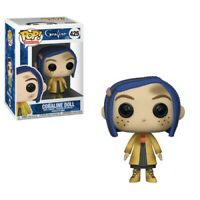 Coraline Doll Pop! Animation Vinyl Figure #425 Funko