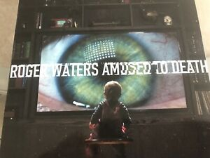 Roger Waters-Amused to Death CD with Blu-ray
