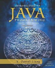 Intro to Java Programming, Comprehensive Version by Y. Daniel Liang (2013,...
