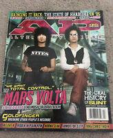 ALTERNATIVE PRESS Magazine The Mars Volta April 2005 #201 Goldfinger Rare
