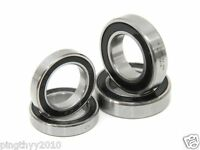 Ceramic Bearing Kit(4pcs) for ZIPP 30,60,202,303,808;EXTRALITE Hyper Rear Hub