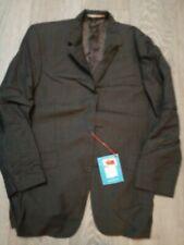 MENS  new GREY PINSTRIPE Suit JACKET Office JOHN LEWIS Daniel Hechter  38R
