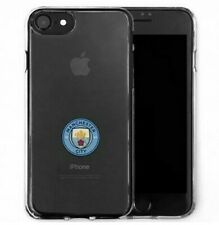 Case Skin TPU Transparent Manchester City FC Official IPHONE 7/8