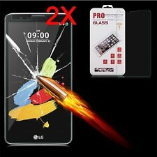 2Pcs Premium Tempered Glass Screen Protector For LG G Stylo 2 / LS775 / Stylus 2