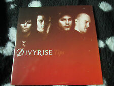 Ivyrise ‎– Tips - Stage Records  ‎– STAGE 0001 Stickered UK CD Single