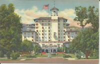 ag(F) Colorado Springs, CO: Front Vista of the Broadmoor Hotel