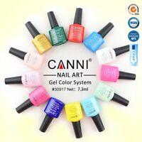 CANNI Gel Polish Color 067-127 High Quality Hot sale Manicure Nail Art Design