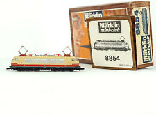 MARKLIN MINI-CLUB 8854 Z Gauge DB BR 103 113-7 TEE Electric Locomotive