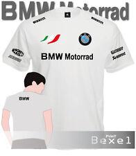 TSHIRT BMW MOTORRAD 2 TEAM ITALIA MAGLIA T-SHIRT DIS FELPA POLO TUTA  COL B