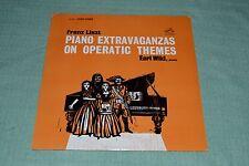 Franz Liszt~Piano Extravaganzas On Operatic Themes~Earl Wild~RCA Victor CSC-302