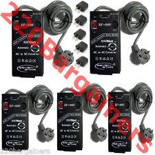 SF500 110-220 Volt 500 Watt Automatic AC Voltage Converter - 5 PACK!