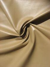 Lambskin leather hide skin skins hides Ultra Thin Antiqued Chestnut Brown