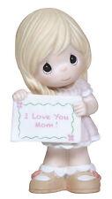 Precious Moments I Love You Mom-Girl NEW   NIB