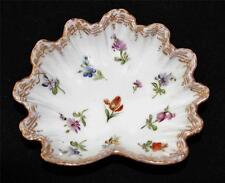 Shell Shape - X over H Mark - Trinket, Pin, Ring or Nut Dish