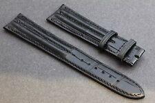 BAUME & MERCIER Band/Leather Strap 19x16mm
