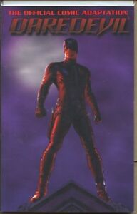 Daredevil the Movie Official Comic Book Adaptation 2003 one shot near mint TPB