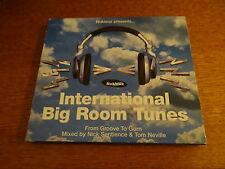 INTERNATIONAL BIG ROOM TUNES CD *BARGAIN*