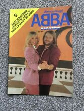Official ABBA International Magazine No. 2 January 1982 EXCELLENT CONDITION