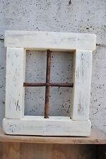 "Finestra in legno -shabby chic- ""C"""