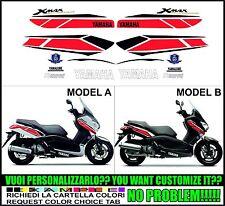 kit adesivi stickers compatibili xmax 2010 - 2013 125 250 400 50 th anniversary