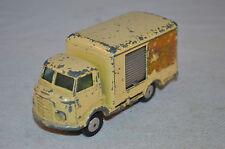 Corgi Toys 411 Lucozade Karrier Bantam in good original condition
