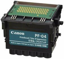 Print Head 3630B001 OEM Model For Canon PF-04 iPF650 750 760 671 771 Printer