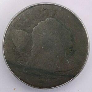 1795 Liberty Capped Large Cent Plain Edge ICG P01 P1