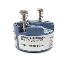 Temperature Transmitter 248 Rosemount 248HAI7N0NS