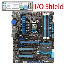 ASUS P8Z77-V LE PLUS  Intel Motherboard LGA 1155 DDR3 I/O Shield Tested