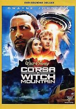 FILM DVD - CORSA A WITCH MOUNTAIN - Nuovo!!
