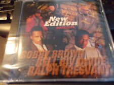New Edition Solo Hits by New Edition (US) (CD, Dec-1996, MCA Record Club CD -New