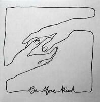 FRANK TURNER – BE MORE KIND 180G CLEAR VINYL LP (NEW/SEALED)