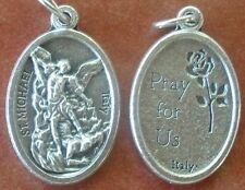 Lightweight Saint St. Michael (the Archangel) Medal +