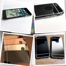 Original Apple iPhone 7 Case 4.7 Screen Model Hybrid Tech Prestige Mirror Black