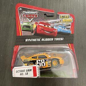 DISNEY PIXAR CARS KMART DAY SYNTHETIC RUBBER TIRES OCTANE GAIN NO. 58 2009 RACE