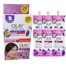 6x7.5g Olay Natural White Ageless Aura SPF15 PA ++ Whitening Radiant Face Cream