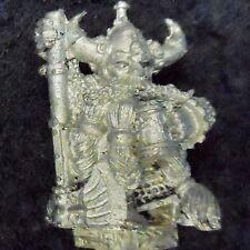 1999 Dwarf Longbeard Champion Command Citadel Dwarven Warhammer Army Longbeards