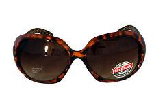 FOSTER GRANT Woodsy fg74 Mujer Redondo Cuadrado Plástico Gafas De Sol Cat 3