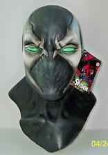 ADULT SUPER HERO SPAWN DELUXE FULL LATEX MASK WITH NECK COSTUME TB10351