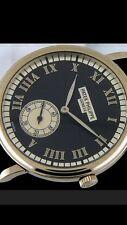 Patek Phillipe Calatrava Officer's Watch 5022g Rare Collectible
