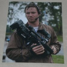 JEREMY SUMPTER SIGNED INTO THE STORM JACOB PROMO 8X10 PHOTO AUTOGRAPH COA