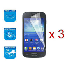 For Samsung Galaxy Ace 3 S7272 Screen Protector Cover Guard LCD Film Foil x 3