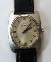 Vintage Marvin 17Jewels Hand Winding Cal.525 Swiss made Wristwatch From 1960's