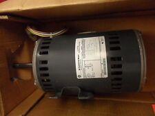 New GE 5SCR49WN3002X 1.5 HP Motor 208/230V 8.4/7.4 Amp 1800 RPM FR562 NIB