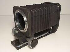 Soufflet Macro Canon Bellows R FD FL Mount