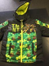 Boys Teenage Mutant Ninja Turtles Winter Coat Size 7 (359539NT)