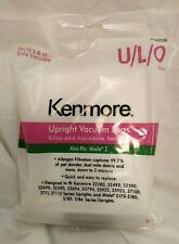 Genuine Kenmore 8 Pack Upright Vacuum Bags For U/L/O & Miele Z 5068 54322